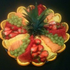 Fruit Tray First Methodist
