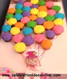 Up Up and Away .. fun theme for pre-school or kindergarten graduation