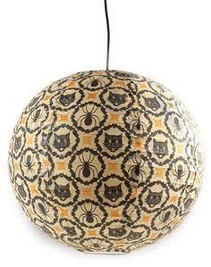 Bethany Lowe Designs 'Halloween Kaleidoscope' Paper Lantern