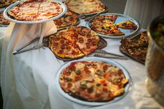 All The Pizzas | 17 Drunk Foods That Make Amazing Wedding Snacks