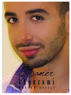 Samer Khouzami - Makeup Artist - Lebanon