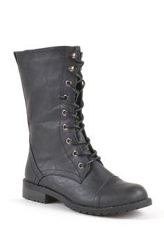 Ideal combat boots