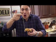 Jeff Mauro's #SandwichKing Bloopers