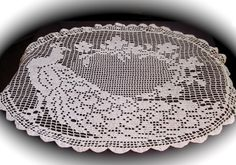 Crochet tablecloth in Table Linens - Compare Prices, Read Reviews