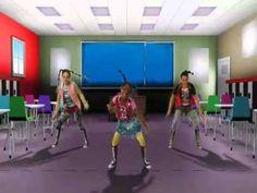 Just Dance Kids 2 - Whip My Hair