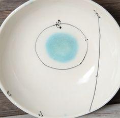 bowl by Chanda Beck