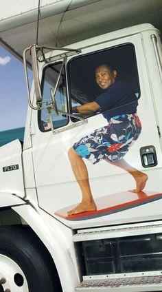 LIKE Progressive Truck Driving School: http://www.facebook.com/cdltruck #trucking #truck #driver   Shipping to Hawaii Truck driver
