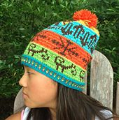 Ravelry: Out of Africa Hat pattern by Lisa McFetridge