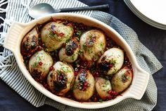 Stuffed Onions with