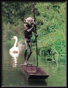 David Goode - Bronze Sculpture