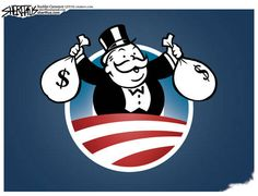 REPIN if you are tired of Obama spending money at will!