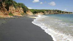 Playa Negra en Vieques