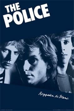 The POLICE -Best Band of the 80s