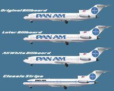 Pan American World Airways, (1927 - 4th of December 1991)