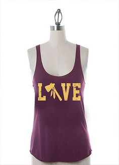 FSU LOVE Tank - Twelve Saturdays