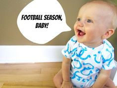 10 Must Have Etsy Football Finds for Baby