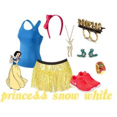 outfit ideas for Disney Princess Half Marathon!