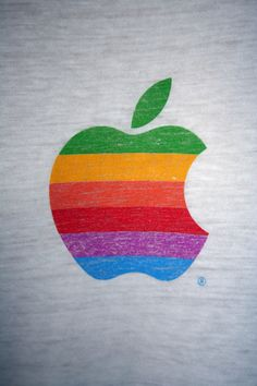 80s Mac. If I only I could go back in time and invest in this little company.  :)