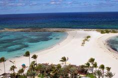 Paradise. #TheCoveAtlantis #beach #travel #Caribbean