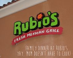 Rubio's Fish Tacos | My Kids Love Rubio's Fish Tacos | Giveaway - Popsicle Blog