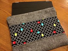 IPad sleeve « Material Girl Quilts