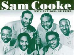 Nearer My God To Thee - Sam Cooke and the Soul Stirrers.  I mean Sam could sang!