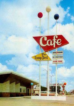 googie cafe