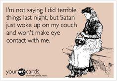 Satan?