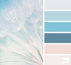 color palettes, bathroom colors, design seeds, color schemes, blue, bedroom colors, bathrooms, master bedrooms, color combinations