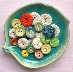 lovely vintage buttons