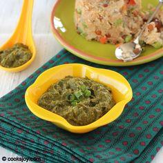 Cooks Joy: Spring Onion Thogayal