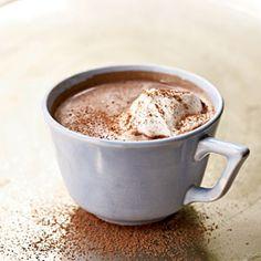 Barcelona hot chocolate