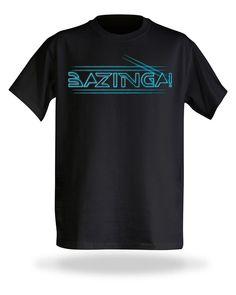 TRON-Style Bazinga