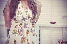 odds and ends :: vintage dresses (my friend ROCKS!) by Bluebirdbaby, via Flickr