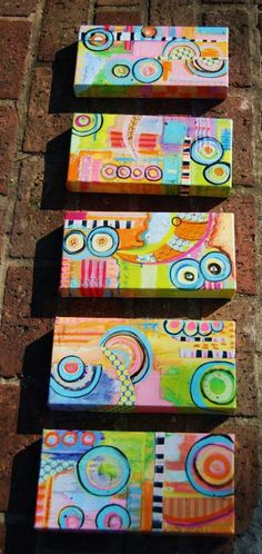 Ardith's Art Journal: Intuitive Painting Within A Framework