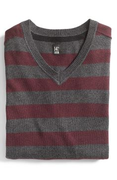 Burgundy stripes #rackupthejoy @Nordstrom Rack