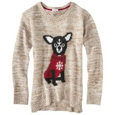 The cutest holiday sweater