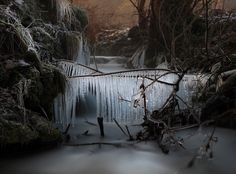 Ice Curtain!