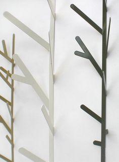 twig coat hooks
