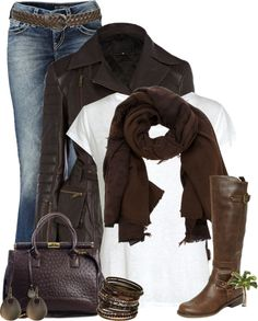 """""""browns"""" by cindycook10 on Polyvore"""