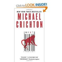 Next by Michael Crichton 2012