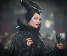 Angelina Jolie #Maleficent <3