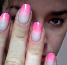 Ombre Nails...pretty