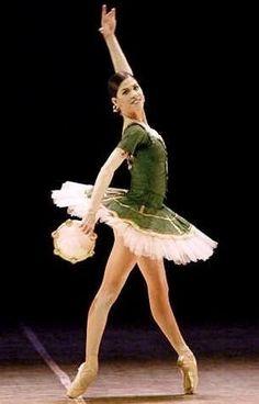 """Paloma Herrera in """"Esmeralda"""" (American Ballet Theatre)"""
