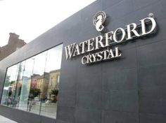 Waterford Crystal Factory, Waterford, Ireland