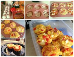 Pinterest:Impossible  We try to make a recipe from Pinterest...see how we did! breakfast bites