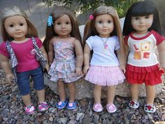 Duct Tape Shoes Ideas | Free Sewing Pattern for American Girl Dolls