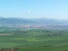 Back toward Pamplona - Pamplona to Puente la Reina