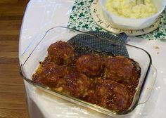 Ham Balls - a Midwestern treat.