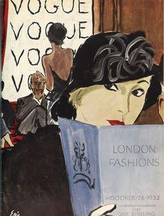 October 1932 Vogue